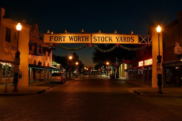 Fort Worth Stock Yards Tour