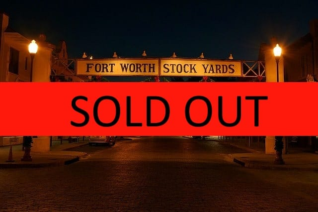 fort-worth-stock-yards-tour-sold-out
